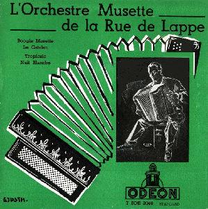 Jo Privat Et L'Orchestre Du Balajo - Le Petit Bal Du Sam'di Soir / Le Retour Des Cigognes