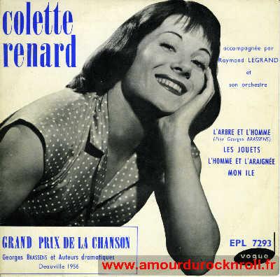 Colette Renard - L'Arbre Et L'Homme / Les Jouets