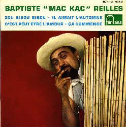 MAC KAC et son ROCK AND ROLL Ep_mac_kac_19607900