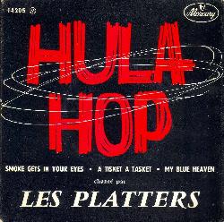 The Platters - Hula Hop - Wish Me Love